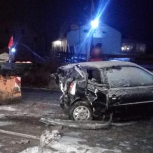 Halálos baleset történt Vácott /Helyesbítve/
