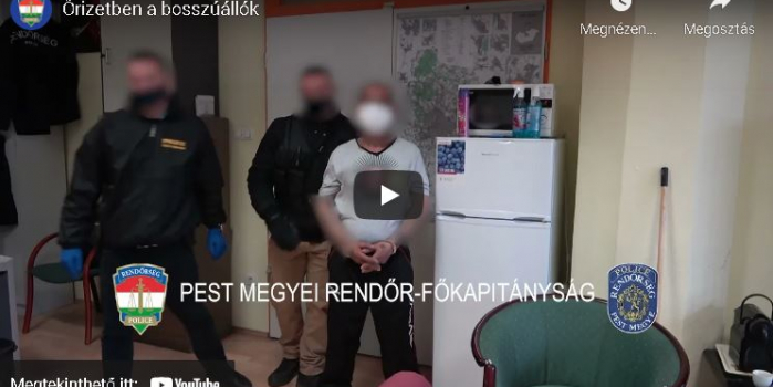 Molotov koktélt dobált a csörögi férfi /videó/