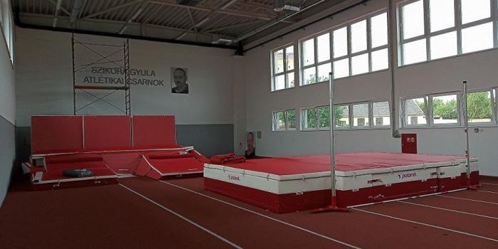 Állami forrásból újult meg a váci Reménység sportlétesítménye